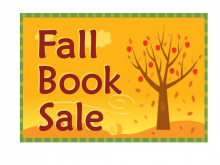 Image result for fall book sale